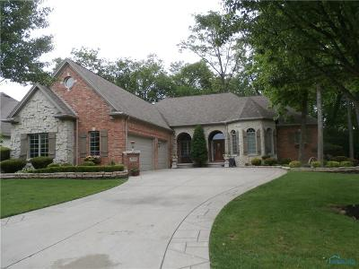 Maumee Single Family Home For Sale: 7842 Windsor Wood Court