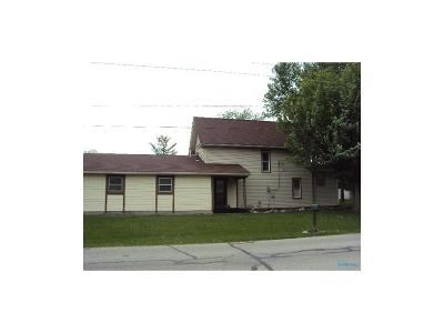 Bryan OH Single Family Home For Sale: $105,000