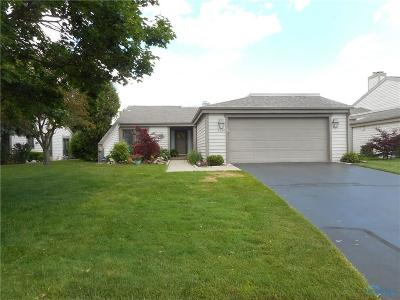Maumee Condo/Townhouse Contingent: 6724 Embassy Court #6