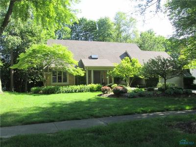 Lincoln Woods Single Family Home For Sale: 6820 Appomattox Drive