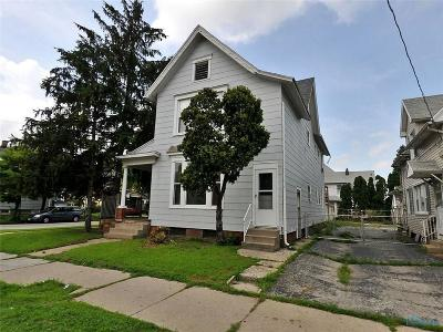 Toledo OH Multi Family Home For Sale: $42,500