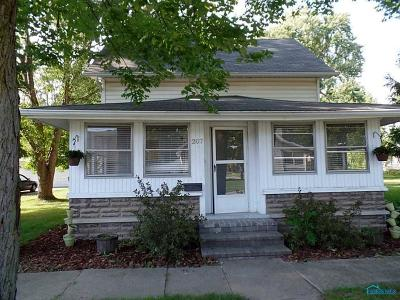 Swanton Single Family Home For Sale: 207 Fulton Street