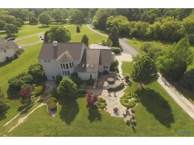 Maumee Single Family Home For Sale: 7413 Coder Road