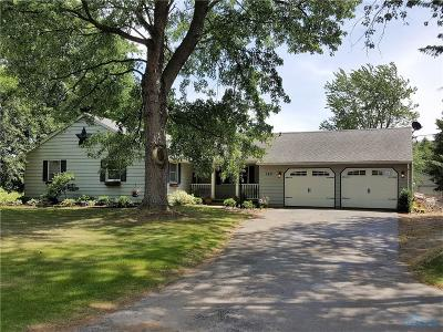 Swanton Single Family Home For Sale: 2423 Co Rd E Road