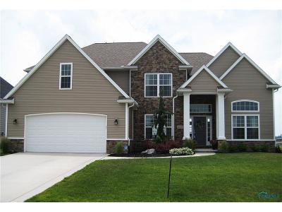 Sylvania Single Family Home Contingent: 5515 Waterbrook Court