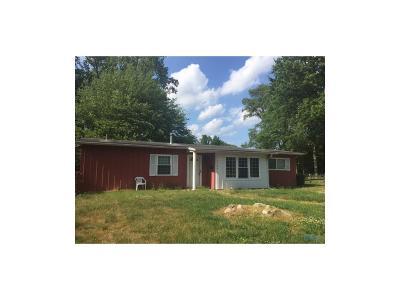 Sylvania Single Family Home For Sale: 5744 Hollybrook Lane