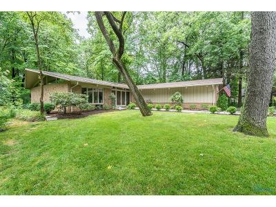 Toledo Single Family Home For Sale: 4603 Skelly Road