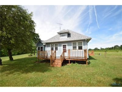 Curtice Single Family Home For Sale: 1440 S Decant Road