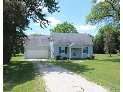 Perrysburg Single Family Home Contingent: 9411 Mandell Road