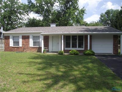 Sylvania Single Family Home Contingent: 4634 Wickford Drive