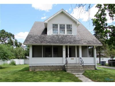 Perrysburg OH Single Family Home Sold: $159,900