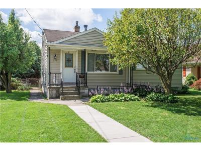 Maumee Single Family Home Contingent: 520 W William Street