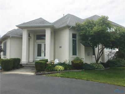 Maumee Single Family Home For Sale: 3221 Stone Quarry Boulevard