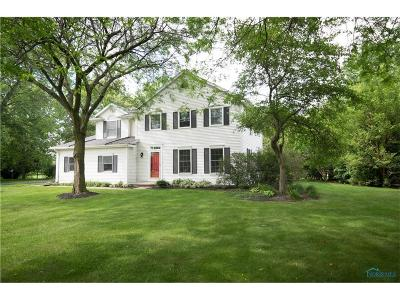 Maumee Single Family Home Contingent: 409 Harris Court