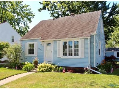 Toledo OH Single Family Home For Sale: $87,900