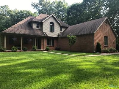 Swanton Single Family Home Contingent: 6133 S Winding Way