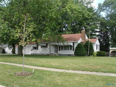 Maumee Single Family Home For Sale: 1715 7th Street