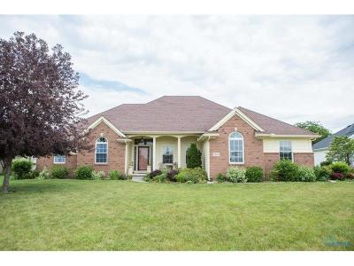 Waterville Single Family Home Contingent: 5813 Crossroads Court