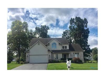 Sylvania Single Family Home For Sale: 8853 Linden Lake Road