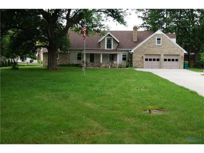 Rossford Single Family Home Contingent: 349 Colony Road
