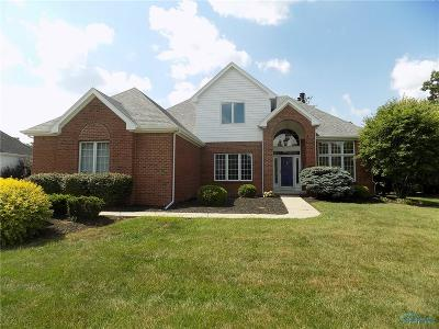 Perrysburg Single Family Home For Sale: 30085 Waterford Drive