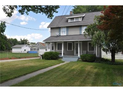 Rossford Single Family Home For Sale: 206 Hannum Avenue