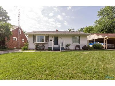 Maumee Single Family Home Contingent: 2304 State Boulevard