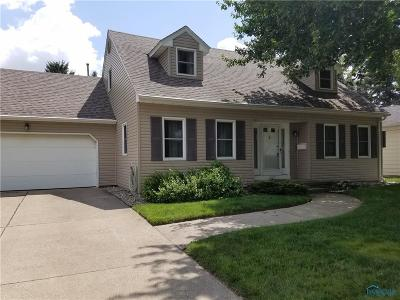 Lucas County Single Family Home For Sale: 1227 Eastland Drive