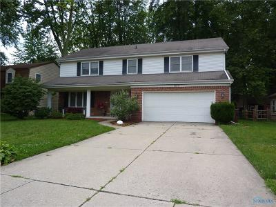 Sylvania Single Family Home Contingent: 3815 Fairwood Drive