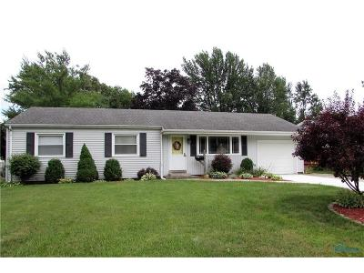 Perrysburg OH Single Family Home Sold: $144,900