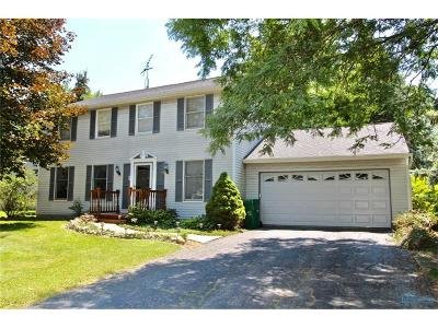 Perrysburg Single Family Home For Sale: 10295 N Bramblewood Road