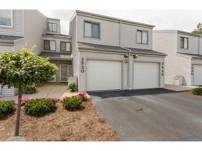 Toledo Condo/Townhouse For Sale: 2530 W Village Drive #2530