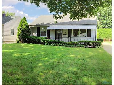 Maumee Single Family Home Contingent: 1152 Birch Avenue