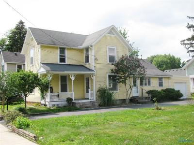 Sylvania Single Family Home For Sale: 6612 Erie Street