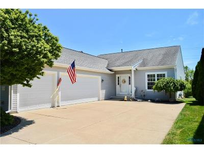 Maumee Single Family Home For Sale: 7059 Offshore