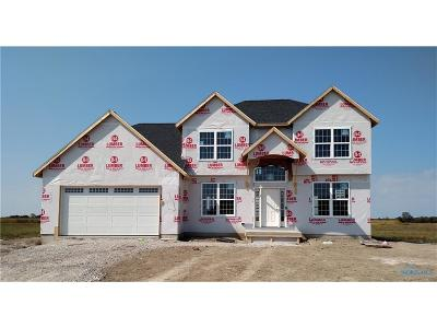 Perrysburg Single Family Home For Sale: 24945 Saddle Horn Drive