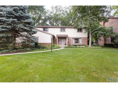 Maumee Single Family Home For Sale: 6625 Willowood Avenue