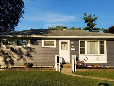 Toledo Single Family Home For Sale: 1341 Pennelwood Drive