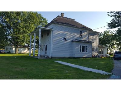 Swanton Single Family Home For Sale: 7871 County Road 2 2