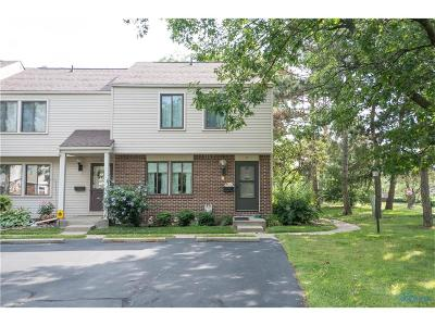 Perrysburg OH Condo/Townhouse For Sale: $119,900