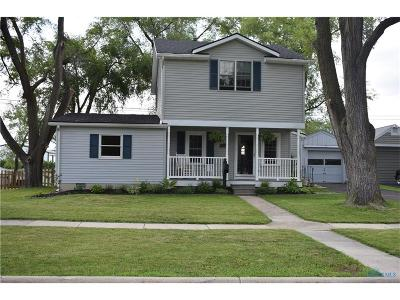 Maumee Single Family Home Contingent: 425 W William Street