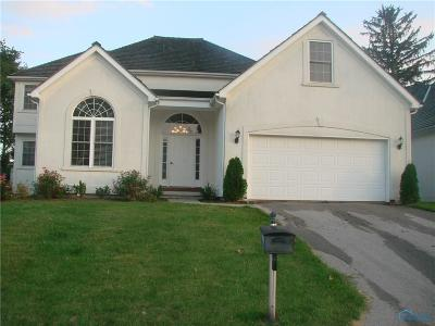 Maumee Single Family Home For Sale: 5959 Forest Hills Court