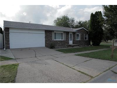 Rossford Single Family Home Contingent: 500 Indian Ridge Trail