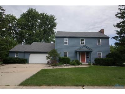 Maumee Single Family Home For Sale: 713 Meadow Springs Court