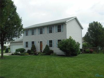 Perrysburg Single Family Home For Sale: 431 Blue Jacket Road