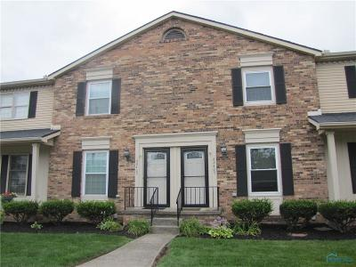 Perrysburg Condo/Townhouse For Sale: 28405 Simmons Road