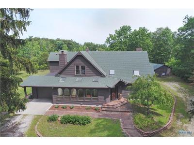 Toledo Single Family Home For Sale: 7328 Dorr Street