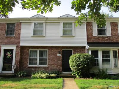 Maumee OH Condo/Townhouse For Sale: $79,900