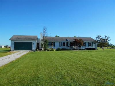 Curtice Single Family Home Contingent: 9700 Corduroy Road