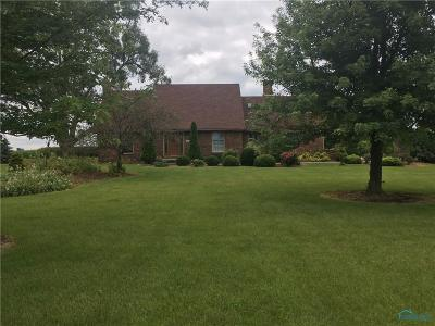 Waterville Single Family Home For Sale: 8300 Noward Road